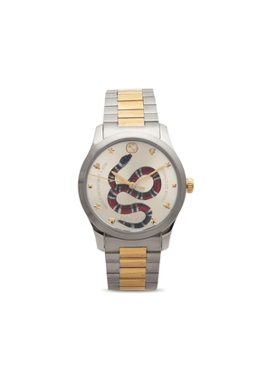 Gucci G-Timeless 37mm - Silver