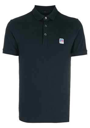 BOSS Camisa Polo BOSS x Russell Athletic - Blue