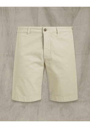 Belstaff Officer Chino Short Green