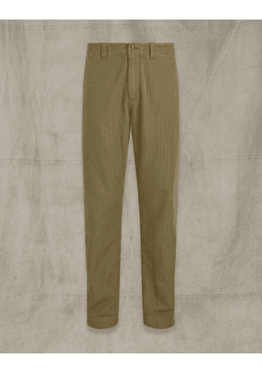 Belstaff Crewman Military Trouser Green