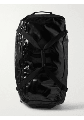 PATAGONIA - Black Hole 100L Recycled Coated-Ripstop Wheeled Duffle Bag - Men - Black