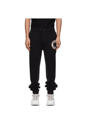 Burberry Black Addison Lounge Pants