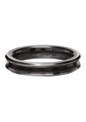 Chin Teo Silver CO Ring