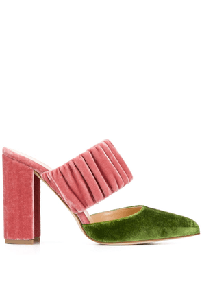 Chloe Gosselin heeled sandals - Green