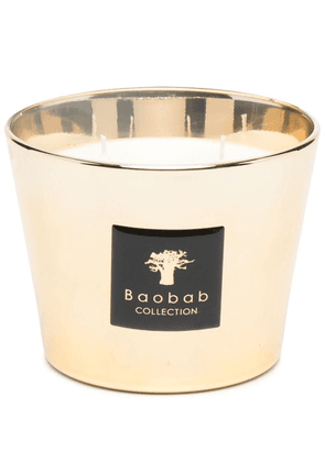 Baobab Collection Les Exclusives scented candle - Gold