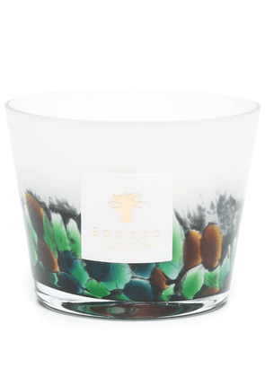 Baobab Collection Rainforest Amazonia candle - White