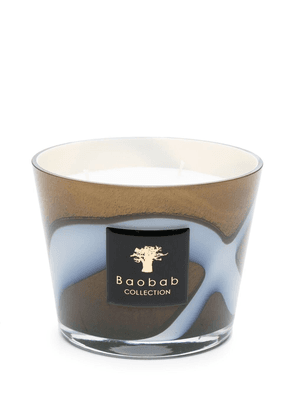 Baobab Collection Agate scented candle - Brown