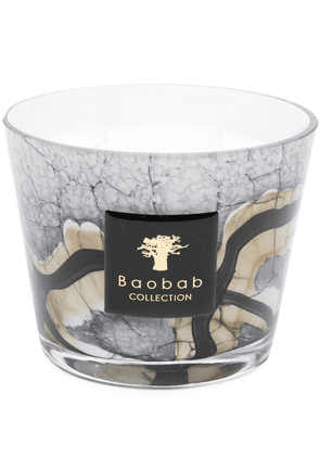 Baobab Collection Stones scented candle - Grey