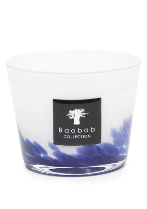 Baobab Collection Feather scented candle - White