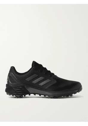 ADIDAS GOLF - ZG21 Sprintskin Golf Shoes - Men - Black - 7
