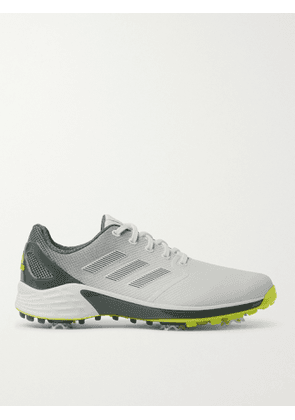 ADIDAS GOLF - ZG21 Sprintskin Golf Shoes - Men - White - 7