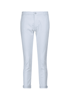 The Caden mid-rise cropped pants
