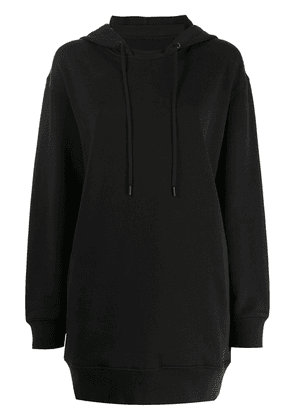 3.1 Phillip Lim LIVE-IN TERRY SWEAT DRESS - Black