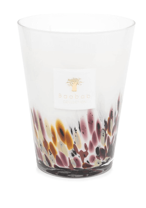 Baobab Collection Rainforest Tanjung scented candle - White