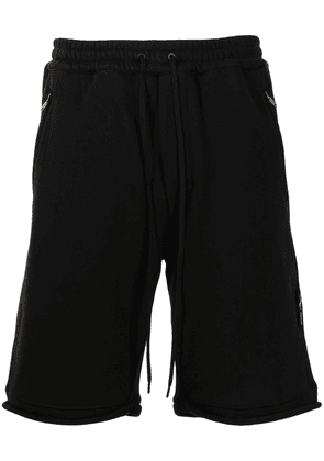 3.1 Phillip Lim EVERYDAY TERRY SHORTS - Black