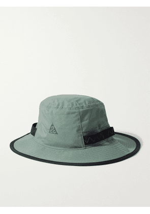 NIKE - ACG GORE-TEX Bucket Hat - Men - Green - M/L