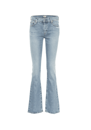 Emannuelle mid-rise bootcut jeans