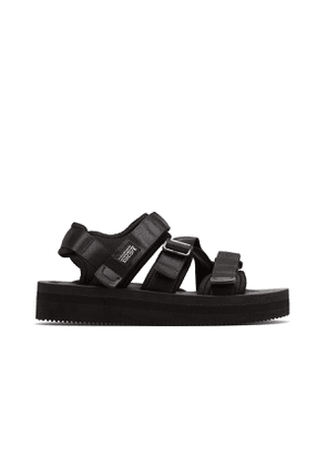 SUICOKE Kisee-VPO sandals Men Size 4 US