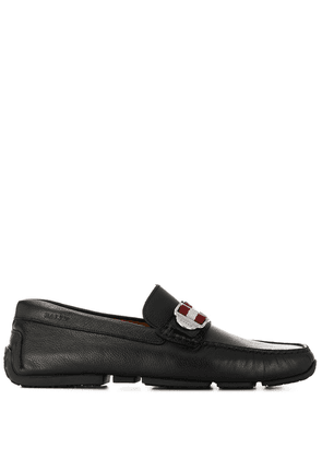 Bally Pixio buckled loafers - Black