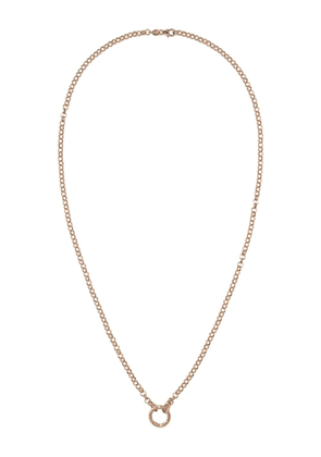Foundrae 18kt rose gold chain necklace - Pink