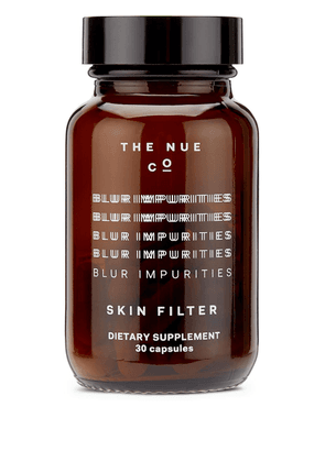 The Nue Co. Skin Filter dietary supplement - Brown