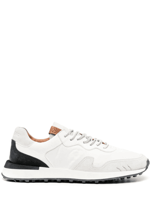 Buttero low-top leather sneakers - White