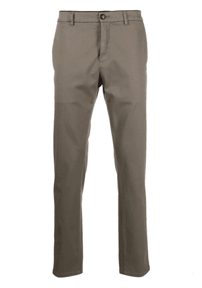 Department 5 mid-rise chino trousers - Brown