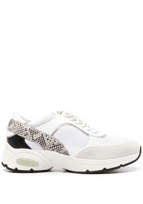 Geox Alhour chunky sneakers - White