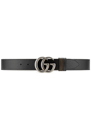 Gucci GG Marmont reversible belt - Neutrals