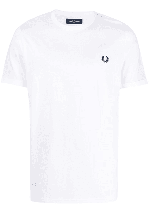 FRED PERRY Laurel Wreath T-shirt - White