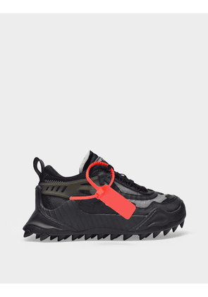 Off-White Odsy-1000 Sneakers in Black Grey