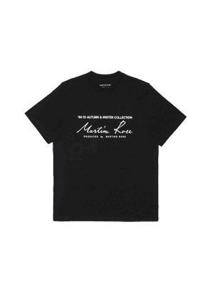 MARTINE ROSE Classic t-shirt Men Size L EU