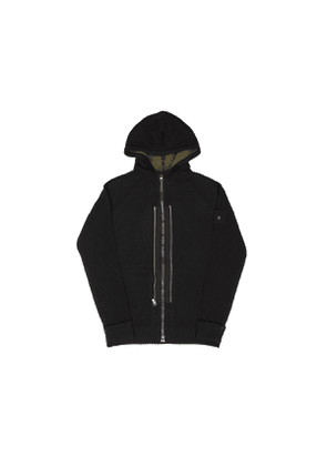 STONE ISLAND SHADOW PROJECT Knitted hoodie Men Size L EU