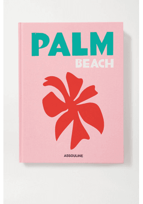 Assouline - Palm Beach By Aerin Lauder Hardcover Book - Pink