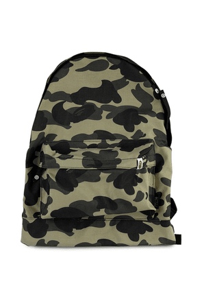 A BATHING APE® 1st Camo backpack - Yellow