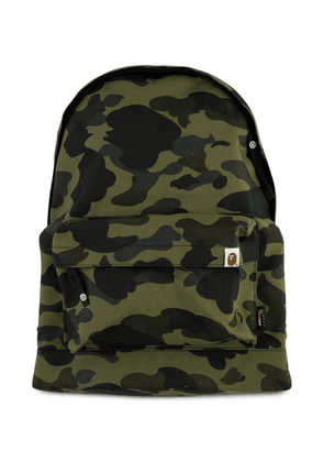 A BATHING APE® 1st Camo backpack - Green