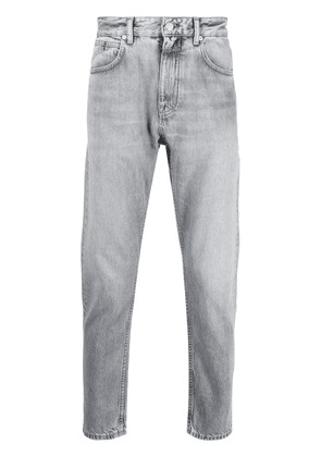 Closed low-rise straight-leg jeans - Grey