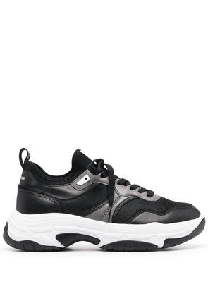 Calvin Klein chunky low-top sneakers - Black