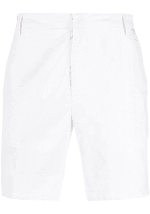 Dondup concealed-front shorts - White