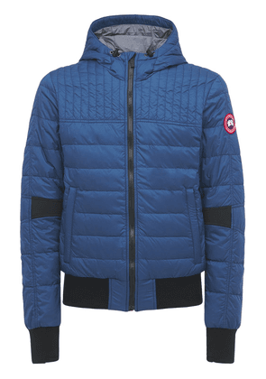 Cabri Hooded Down Jacket
