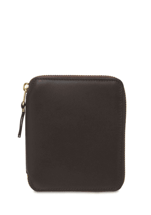 Classic Leather Zip-around Wallet