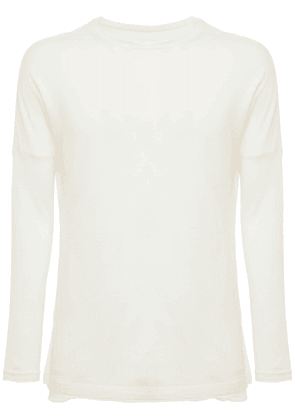 Esc Long Sleeve Knit Top