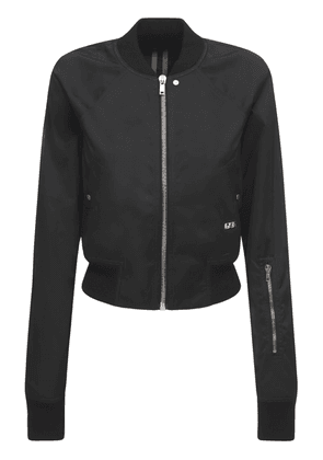 Faun Techno Zip-up Bomber Jacket