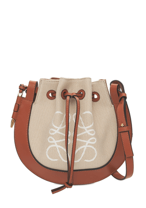 Horseshoe Anagram Small Leather Bag