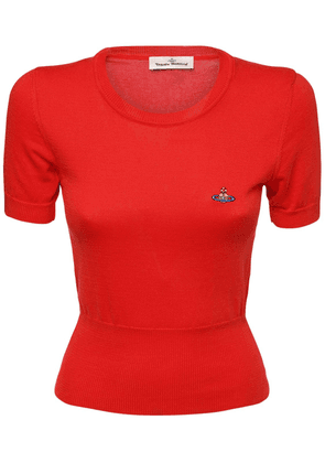 Bea Cotton Knit  Top