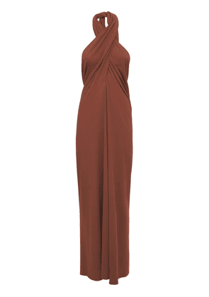 Caro Pareo Jersey Long Dress