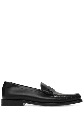 15mm Le Leather Loafers