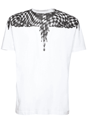 Cross Pdp Wings Print Cotton T-shirt