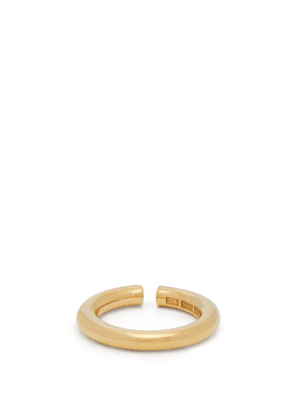 All Blues - Almost Gold-vermeil Ring - Mens - Gold