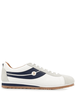 Bally low-top trainers - White